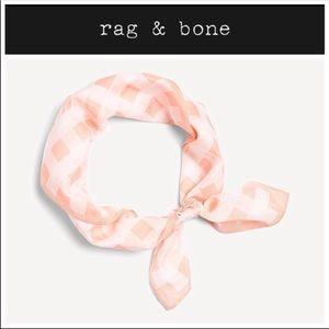 Rag & Bone Peach Bandanna